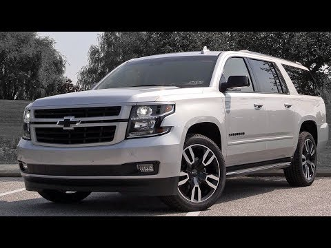 2019 Chevrolet Suburban: Review