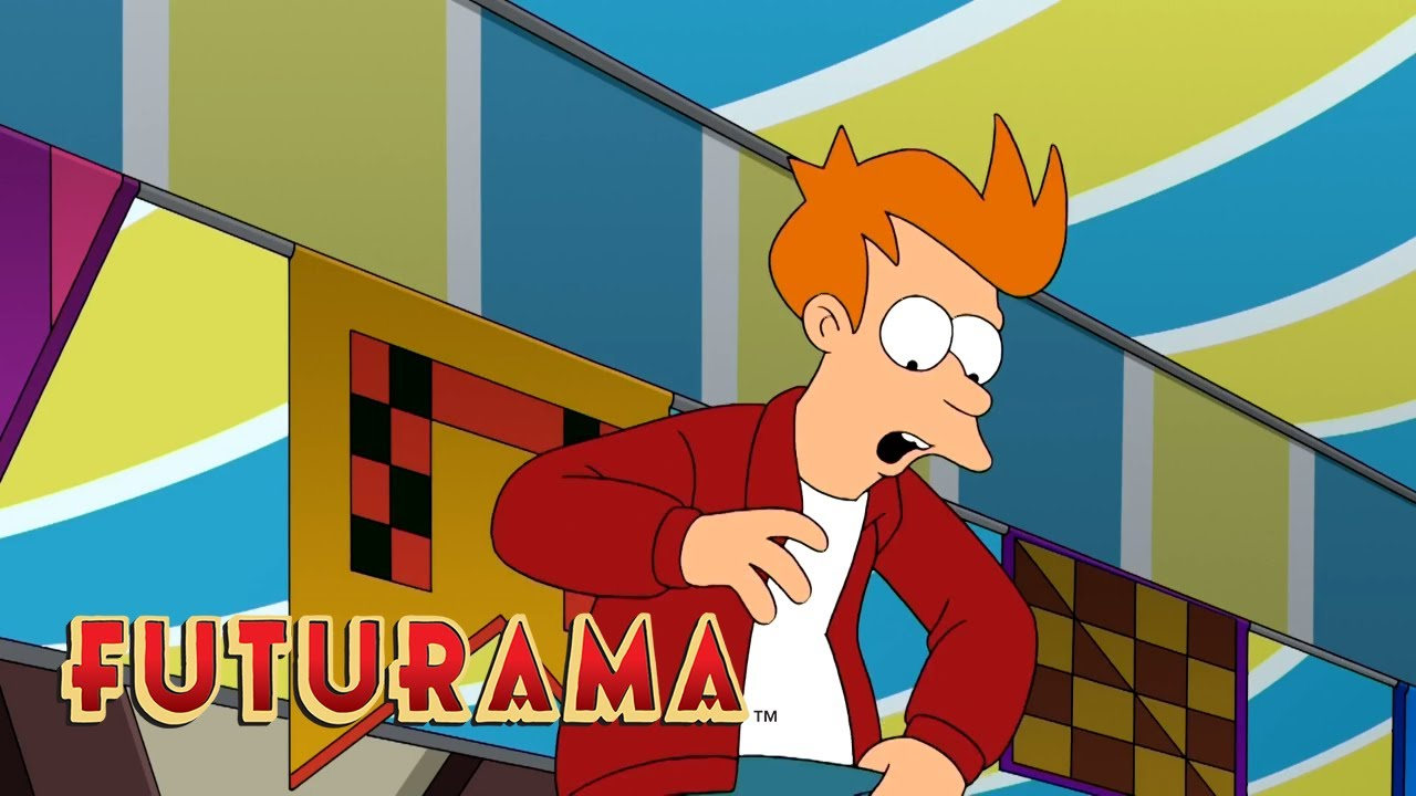 Download FUTURAMA   Season 9, Episode 8: Breakups And Boring Thing   SYFY