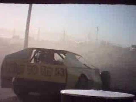 Death Valley Raceway main 3-8-08
