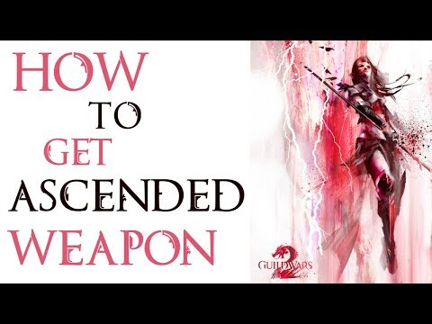 GW 2 How To Get Easy Ascended Weapon Fast