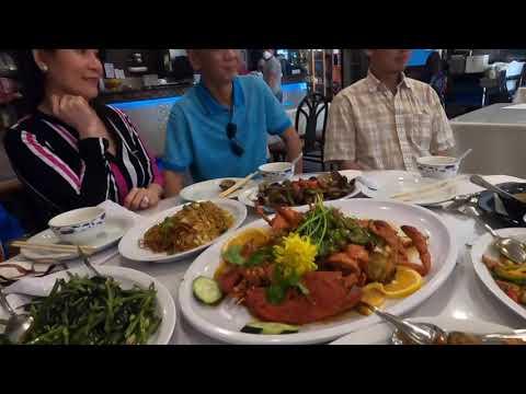 Nhà Hàng  NHA TRANG Tại Sanjose  món ăn lạ ngon không cả nhà