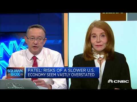Fed Is Surprised By US Economic Growth - 15 May 18  | Gazunda