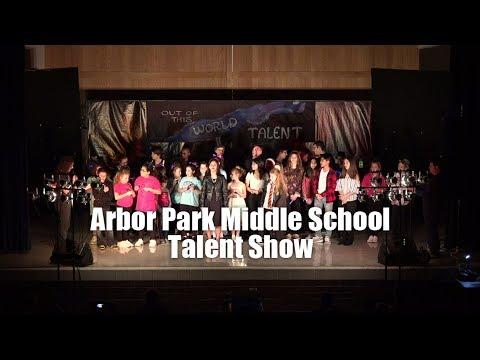 Arbor Park Middle School Talent Show 2019
