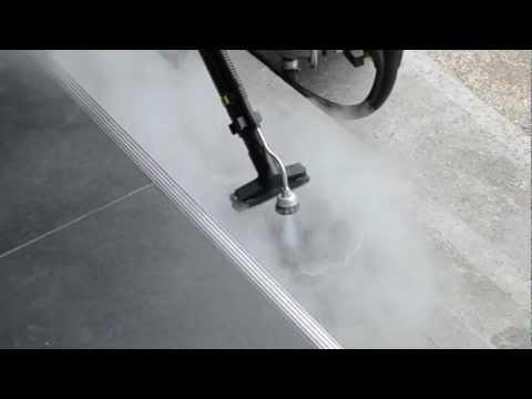 steam gum removal machine