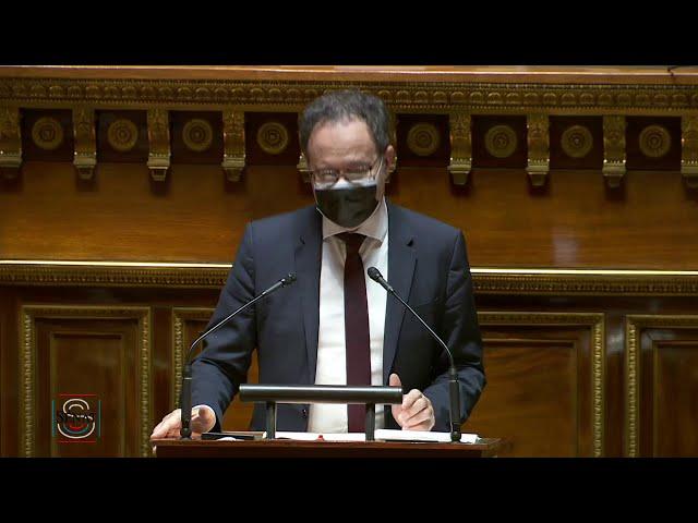 Alain MARC : Projet de loi portant report des élections départementales et régionales