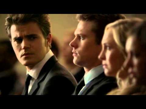 sheriff forbes funeral and damon's eulogy 6x15