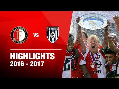 Samenvatting | Feyenoord - Heracles Almelo 2016-2017