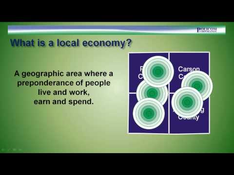 Program 1 - What is a local economy?