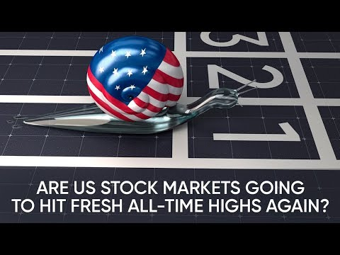 Are US stock markets set to hit new all-time highs?