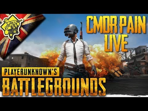 Pubg with Sponsors, Regulars, Friends...... Saturday 11th