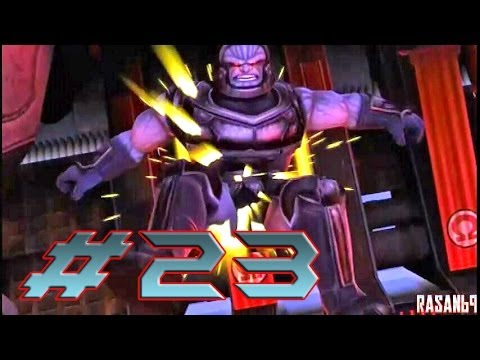 Justice League Heroes (PSP) walkthrough part 23 [FINAL] - YouTube