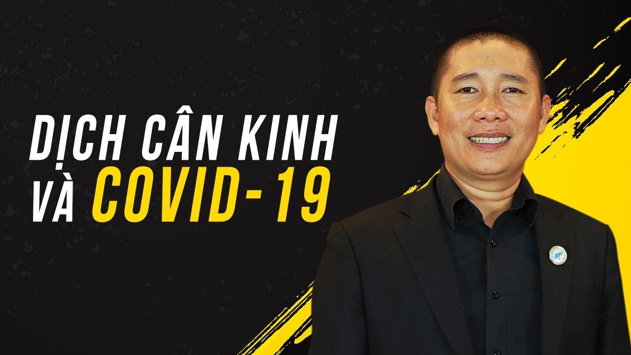 DỊCH CÂN KINH – Rèn luyện sức khỏe ngăn COVID – 19 – Nguyễn Phùng Phong