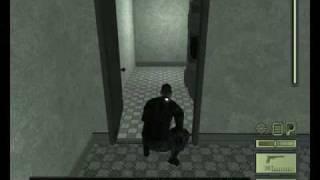 Splinter Cell: Walkthrough - mission 1 - Police Station - Hard - 0 KO - part 2