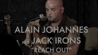 Alain Johannes and Jack Irons - Reach Out LIVE at Studio Delux