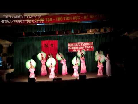 Văn Nghệ 18-11-Múa tình thầy cô !