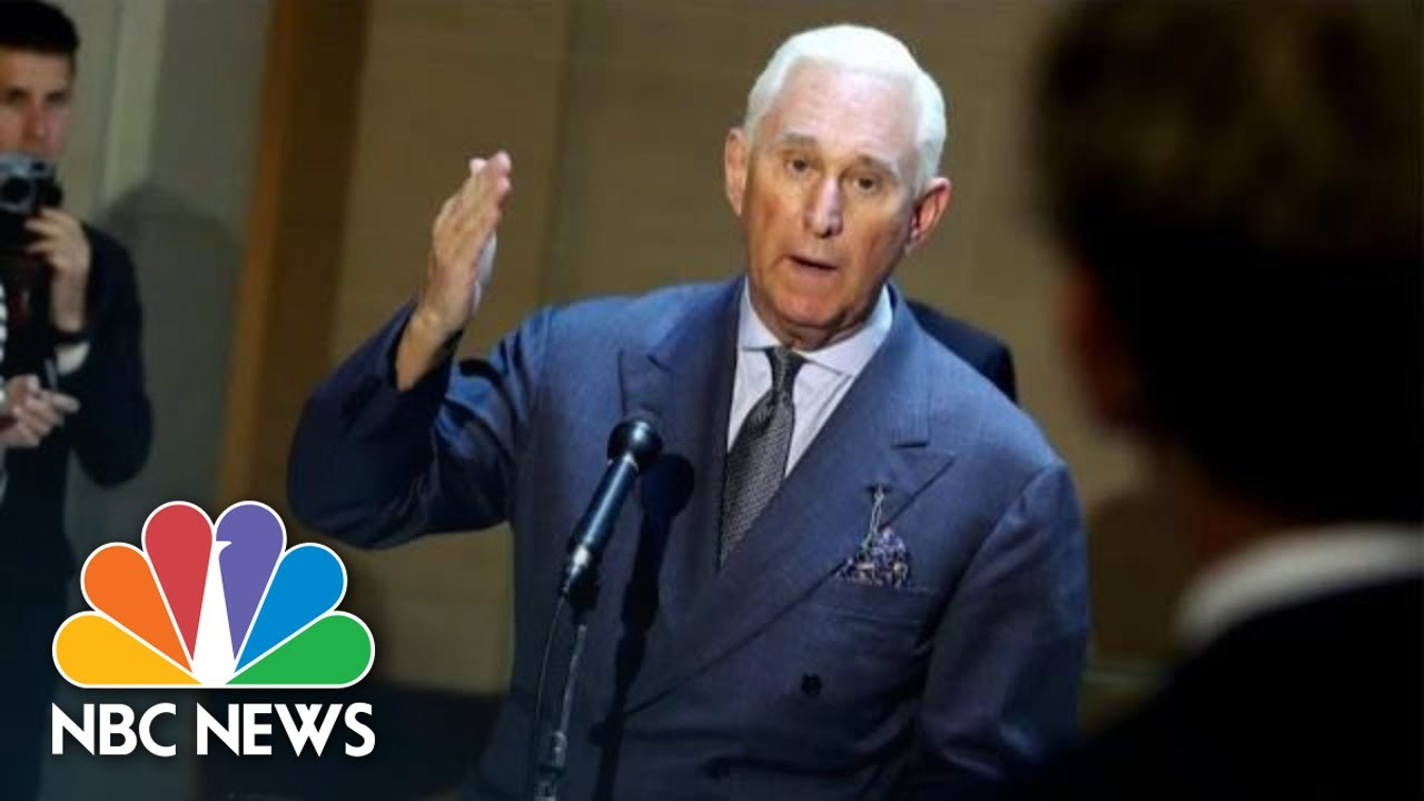 The rage behind Trump's action on Roger Stone (opinion) - CNN