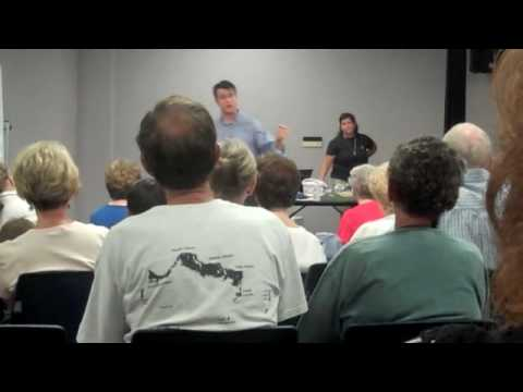 Todd Young Sellersburg Tea Party 3