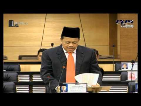 Parlimen Malaysia : Menteri Di Jabatan Perdana Menteri Jawab Soalan Lisan