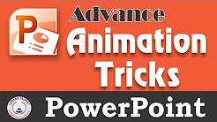 Learn PowerPoint Animation Tricks |Hindi| PowerPoint Presentation Tips & Tricks
