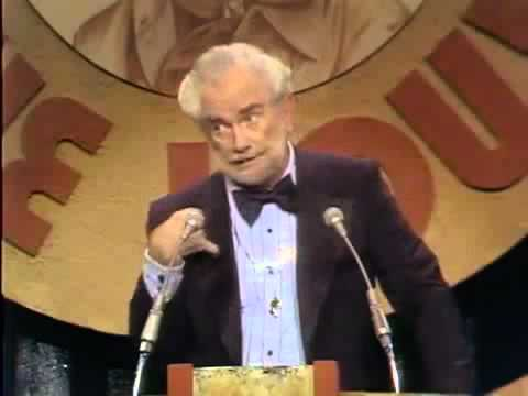 Foster Brooks Roasts Betty White Woman Of The Hour Youtube