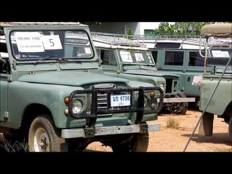 BIG BIG SALE 2015/2016  LAND ROVER Phuket Island Travel Trip Thailand shopping