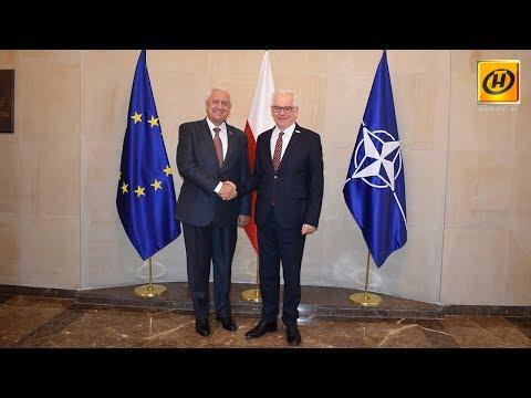 Беларусь предлагает Польше создавать совместные предприятия
