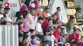 فرحة جماهير مصر بعد هدف مروان محسن