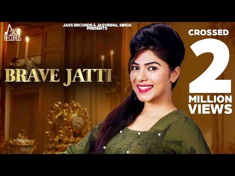 Brave Jatti | (Full HD) | Punjab Kaur Ft.Karamjit Puri | Music Empire | Punjabi Songs |Jass Records