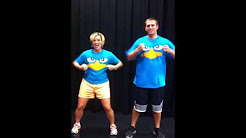 Jalayne Rinewalt & Matt Bennett @ Castleman Creek Elementary perform Phineas