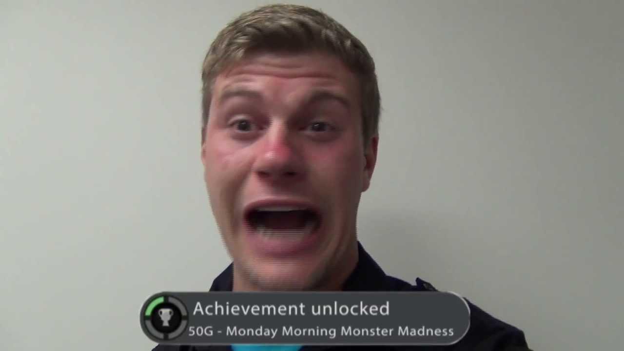 Achievement Unlocked - YouTube