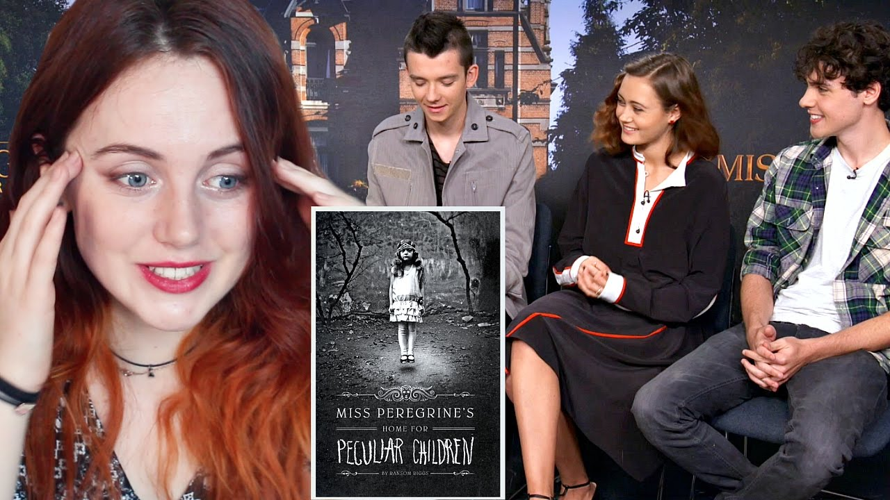 meeting the cast of miss peregrines home for peculiar