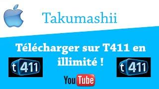 Télécharger sur T411 en illimité ! Fonctionne à 100% !