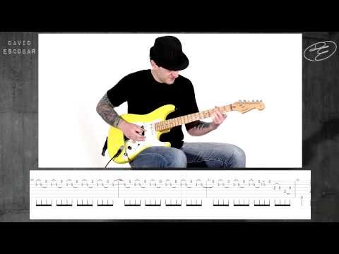 Solo Of The Week: 49 Stevie Ray Vaughan - Scuttle Buttin'