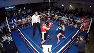 Ultra White Collar Boxing | Blackburn | Jodi Bennett VS Jane Ryan