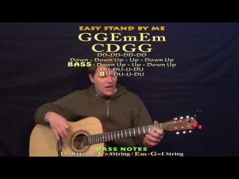 Strum Guitar Crash Course for Beginners - Learn to Play Stand by Me