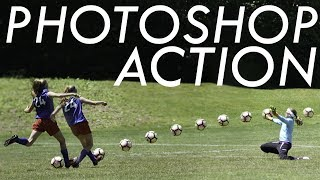 ULTIMATE Sports Photography with Photoshop thumbnail