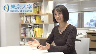 The probability is the area  / 確率は面積である Associate Professor Makiko Sasada, Mathematics