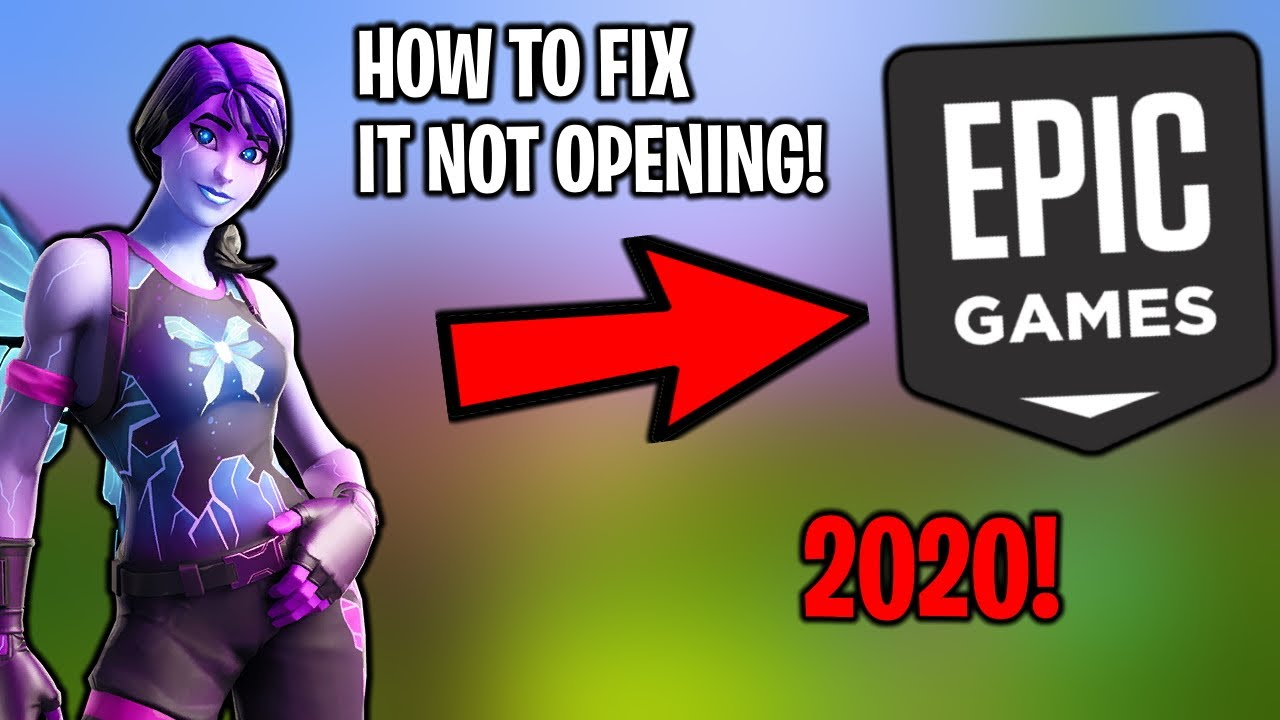 Epic Games Launcher Not Working? Here Are 4 Solutions