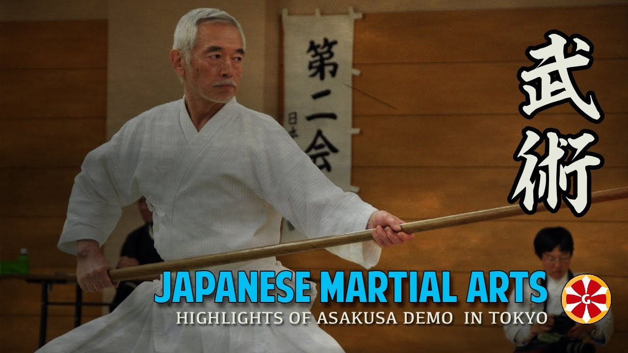 the martial arts of japan