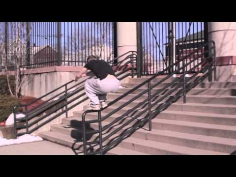 Living years - Bayonne New Jersey Parkour