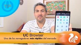 UC Browser uno de los navegadores mas rápidos del mercado