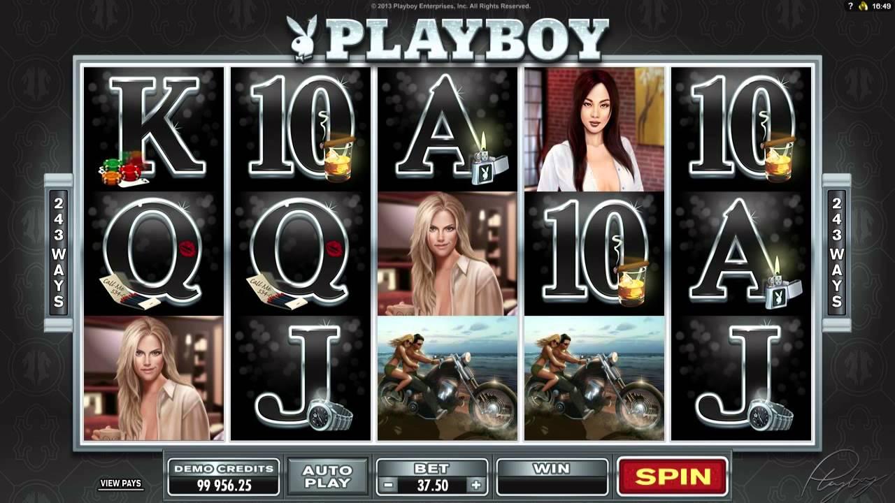 Free Playboy Slots