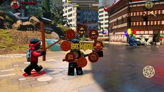 Lego Ninjago Movie Videogame Anime Loches & Others