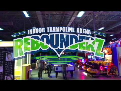 Explore Jacksonville - Rebounderz Indoor Trampoline and Fun Center