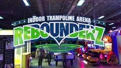 Explore Jacksonville - Rebounderz Indoor Trampoline and Fun Center