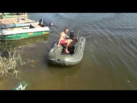 Сравнение  моторов Honda 5 vs Waterman 5