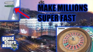 GTA 5 -  Best Table Game to Make You MILLIONS in The Casino DLC!!! (Guaranteed to Win!!)