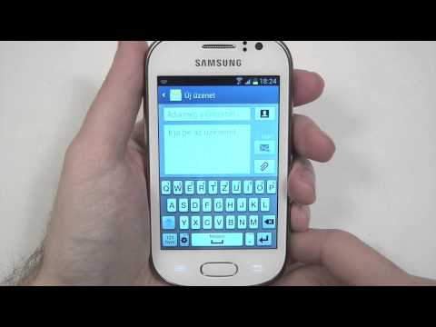 Samsung Galaxy Fame (S6810P) unboxing and review