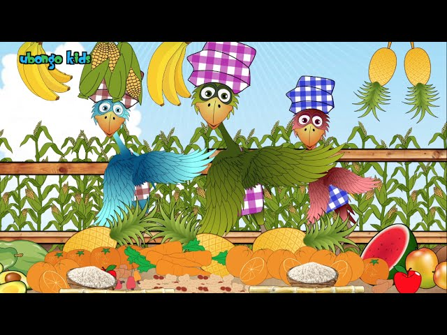 Ubongo Kids Singalong - How Do I Grow? - Growth and Nutrition