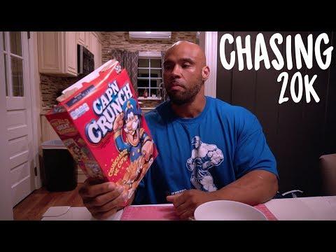 Chasing 20K with Juan Diesel Morel
